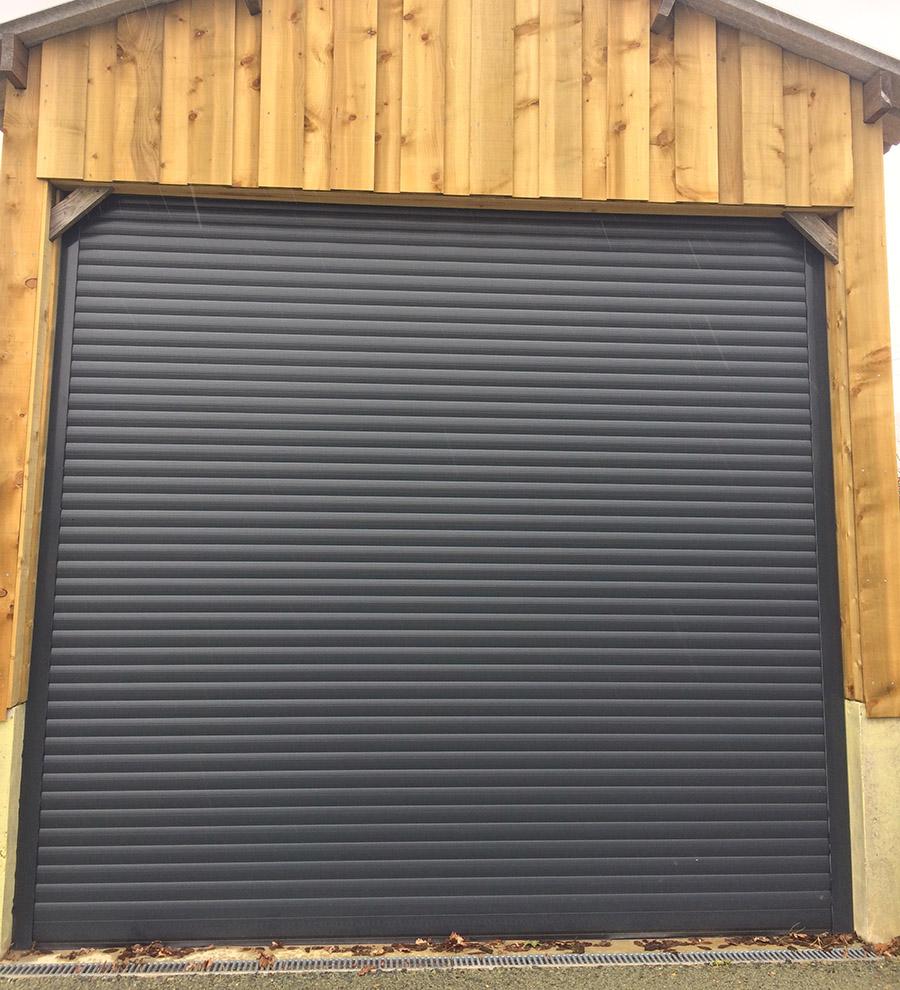 Porte de garage ROLLE75